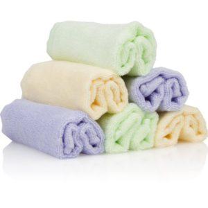Bamboo Organics Baby Washcloths