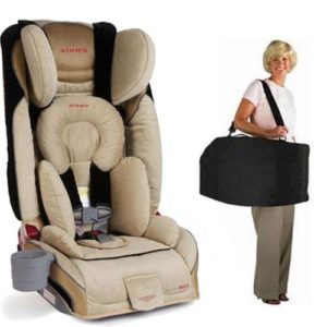 Diono Radian RXT Car Seat with Carrying Case
