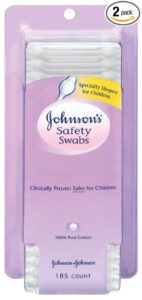 Johnson's Baby Safety Swabs