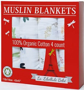 Organic Cotton Premium Muslin Blanket