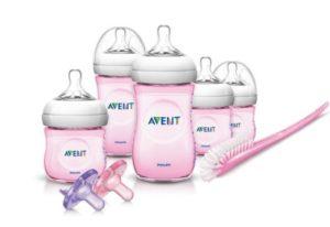 Philips AVENT Natural Infant Starter Set