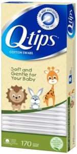 Q-tips Cotton Swabs, Baby 170 ct
