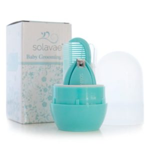 Solavae Newborn, Baby, Infant and Toddler Grooming Kit