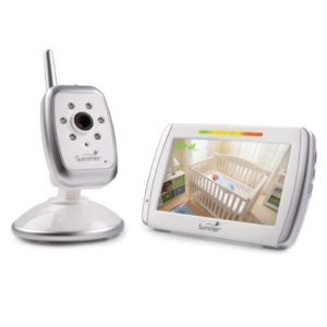 Summer Infant Wide View Digital Color Video Baby Monitor