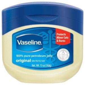 Vaseline Petroleum Jelly, First Aid 13 oz