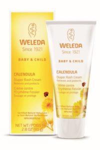 Weleda Calendula Baby Diaper Rash Cream